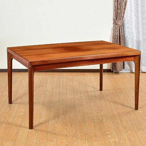 北欧デンマークビンテージ家具/UD6020/エクステンションダイニングテーブル
