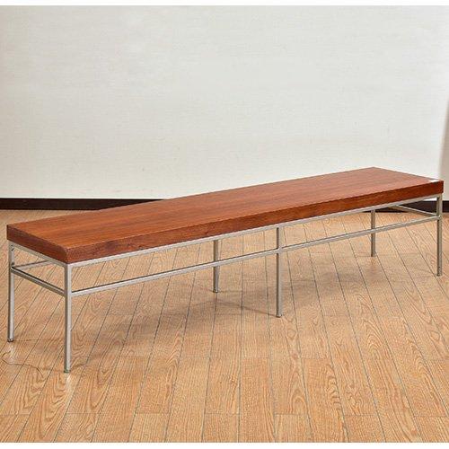 北欧デンマークビンテージ家具/UD6021/ベンチチェア