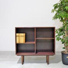北欧デンマークビンテージ家具/UD6027/ローシェルフ