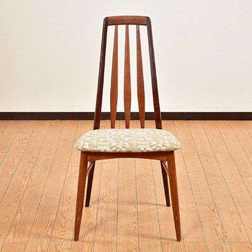 北欧デンマークビンテージ家具/Niels Koefoed/Eva Chair/Hornslet Mabelfabrik/UD6050