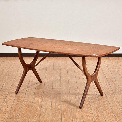 北欧デンマークビンテージ家具/UD6055/コーヒーテーブル
