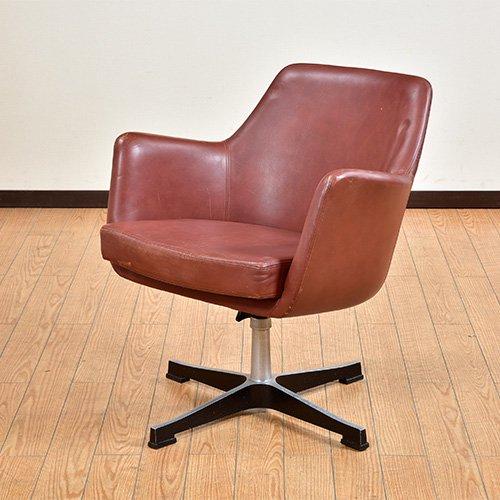 北欧デンマークビンテージ家具/UD6073/ラウンジチェア