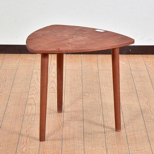 北欧デンマークビンテージ家具/UD6076/コーナーサイドテーブル