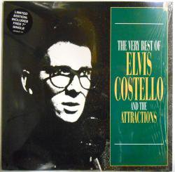 ELVIS COSTELLO AND THE ATTRACTIONS / THE VERY BEST OF ー(中古レコード)