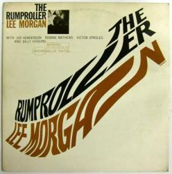 LEE MORGAN / THE RUMPROLLER(中古レコード)