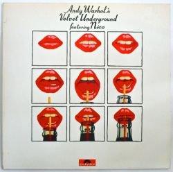 ANDY WARHOL'S VELVET UNDERGROUND / FEATURING NICO(中古レコード)
