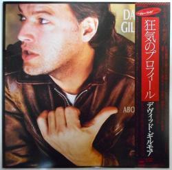 デヴィッド・ギルモア / 狂気のプロフィール(中古レコード)
