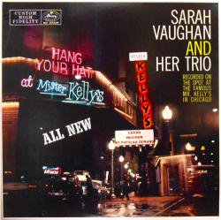 SARAH VAUGHAN AND HER TRIO / AT MISTE...