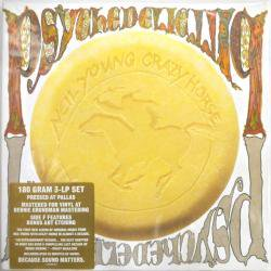 NEIL YOUNG WITH CRAZY HORSE / PSYCHEDELIC PILL(新品レコード)