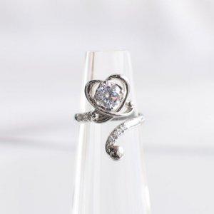 Premium Pinky Ring -Pt900