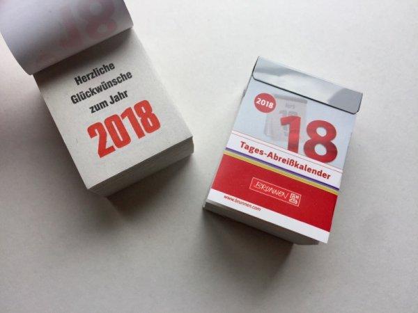2018ドイツの日めくりカレンダー(マッ...