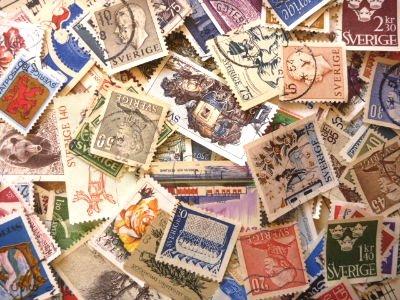 スウェーデン切手