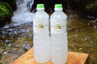 天然青森ひば水1L×2本(税込・送料込)