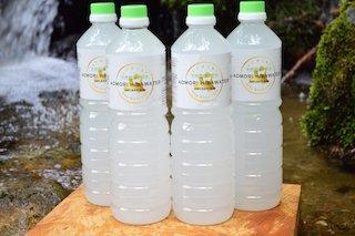 天然青森ひば水1L×4本(税込・送料込)