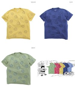 PIIT / ピット / 天才バカボン × PIIT / バカボンTシャツ:PT-AFTB1601