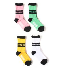 "RALEIGH(4色展開)<br>【 ""IMPERIAL ROCKERS ENGLAND"" PILE SOX 】"
