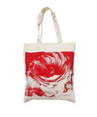 MERZ(THE NOVEMBERS:2色展開)<br>【 Flowers tote bag(small size):MERZ-0079 】