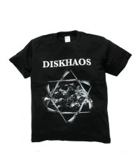 DISKHAOS(2色展開)<br>【 FIRST T-SHIRT 】