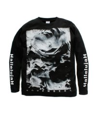 "MERZ(THE NOVEMBERS) × SIDEMILITIA inc.<br>【 ""REBORN"" LONG SLEEVE T-SHIRTS 】"