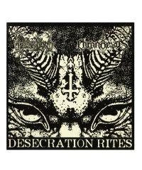 CD / DVD / DODSFERD / CHRONAEXUS:DESECRATION RITES (輸入盤 SPLIT CD)