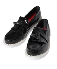 "RALEIGH×GEORGE COX<br>【 ""DANCE CRAZE TASSEL LOAFER"" RUBBER-SOLED 】"