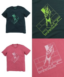 PIIT / ピット / 荒木飛呂彦 × PIIT / バージニアによろしく CLYDE Tシャツ:PT-AH1604