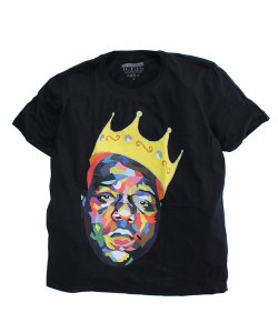 NOTORIOUS BIG<br>【 CROWN T-SHIRTS 】