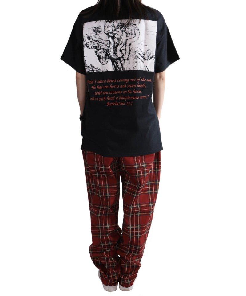 Official Artist Goods / バンドTなど  EMPEROR / エンペラー:WRATH OF THE TYRANT T-SHIRTS (BLACK) 商品画像7