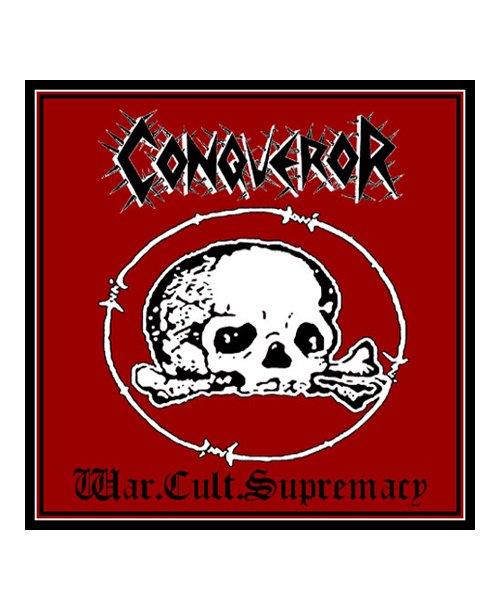 CD / DVD | CONQUEROR / コンカラー:WAR CULT SUPREMACY (輸入盤2CD+DVD) 商品画像