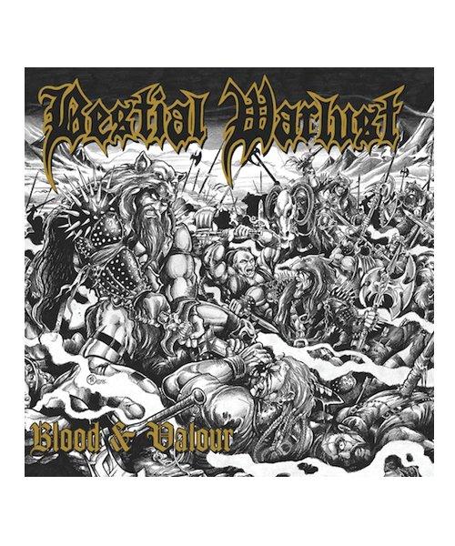 CD / DVD | BESTIAL WARLUST / ベスチャル ウォーラスト:BLOOD AND VALOUR (輸入盤CD) 商品画像