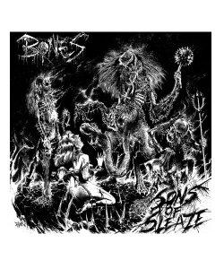 CD / DVD / BONES  SONS OF SLEAZE(輸入盤CD)