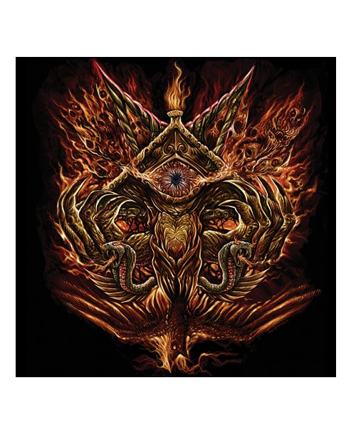 CD / DVD   DEIPHAGO / ディファゴ:INTO THE EYE OF SATAN (輸入盤CD) 商品画像