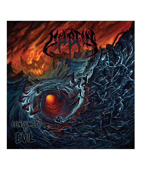 CD / DVD   MORFIN / モルフィン:CONSUMED BY EVIL (輸入盤CD) 商品画像