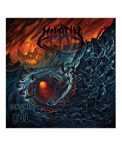 MORFIN<br>【 CONSUMED BY EVIL (輸入盤CD) 】