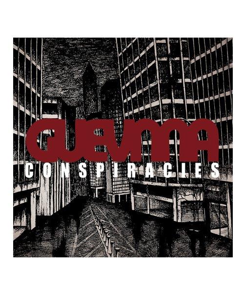 CD / DVD | GUEVNNA / ゲヴンナ:CONSPIRACIES (日本盤CD) 商品画像