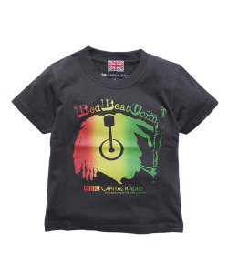 "RALEIGH(2色展開)<br>【 ""Red Beat Conn. CAPITAL RADIO"" T-SHIRTS (子供用) 】"