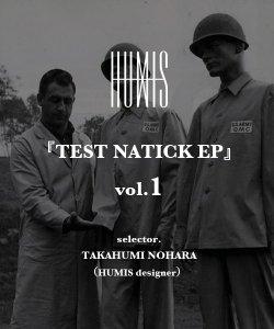 NOVELTY ITEM / ノベルティー アイテム / vol.92 COMPILATION MIX CD  TAKAHUMI NOHARA(HUMIS)selector.