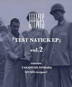 NOVELTY ITEM / ノベルティー アイテム / vol.93 COMPILATION MIX CD  TAKAHUMI NOHARA(HUMIS)selector.