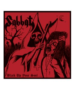 SABBAT<br>【 BLACK UP YOUR SOUL… (輸入盤) 】