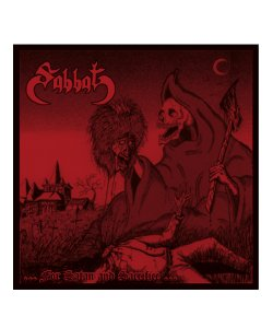 CD / DVD / SABBAT  …FOR SATAN AND SACRIFICE… (輸入盤)