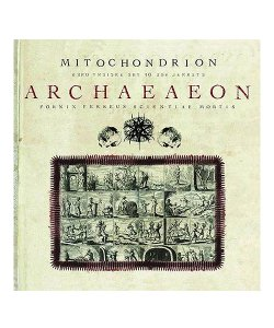MITOCHONDRION<br>【 ARCHAEAEON (輸入盤) 】