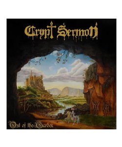 CRYPT SERMON<br>【 OUT OF THE GARDEN (輸入盤) 】