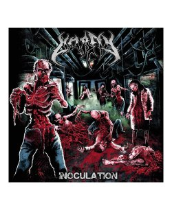 MORFIN<br>【 INOCULATION (輸入盤CD) 】