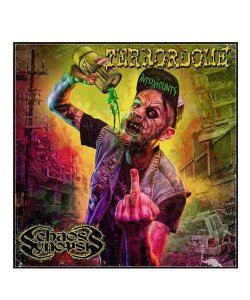 CD / DVD / TERRORDOME/CHAOS SYNOPSIS  INTOXICUNTS:SPLIT (輸入盤)