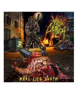 WAKING THE CADAVER<br>【 REAL-LIFE DEATH:(日本盤) 】