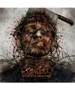 CRANIOTOMY<br>【 SUPPLY OF FLESH CAME JUST IN TIME (日本盤) 】