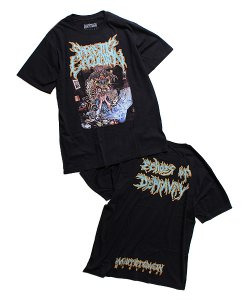 PARASITIC EJACULATION<br>【 ECHOES OF DEPRAVITY T-SHIRT 】