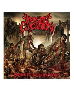 CD / DVD / PARASITIC EJACULATION  RATIONING THE SACRED HUMAN REMAINS:(輸入盤)
