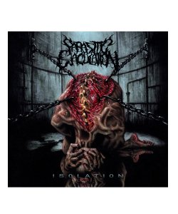 PARASITIC EJACULATION<br>【 ISOLATION:(日本盤) 】