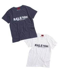 "RALEIGH(2色展開)<br>【 Red B.C. CAPITAL RADIO ""RALE16H"" Logo T-SHIRTS 】"